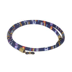 Cordón cuelga gafas estilo étnico Yao