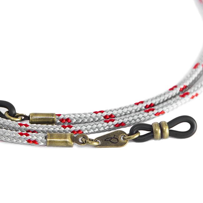 Cordón cuelga gafas estilo afterwork náutico Mónsul