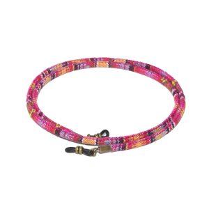 Cordón cuelga gafas estilo étnico Nuba