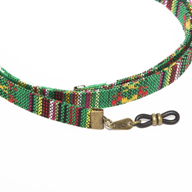 Cordón cuelga gafas estilo étnico Makuna