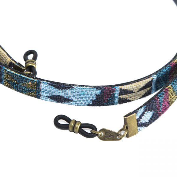 Cordón cuelga gafas estilo étnico Turkana