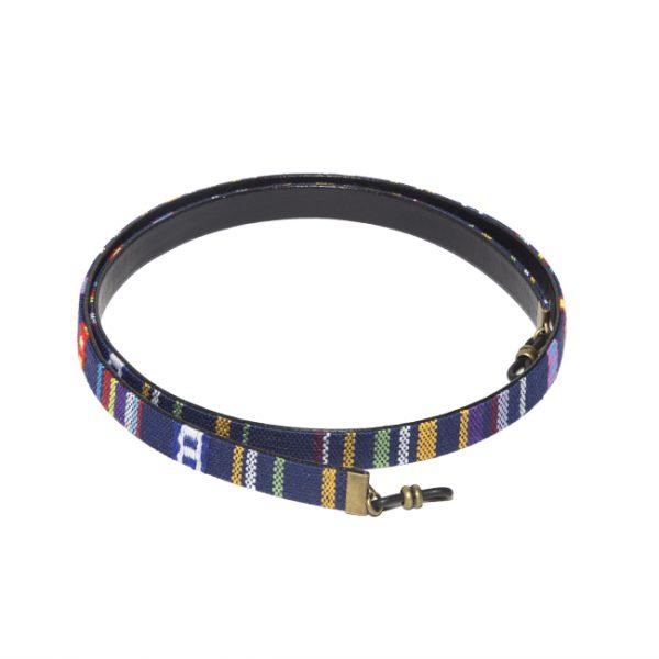 Cordón cuelga gafas estilo étnico Shona