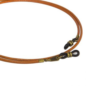 Cordón cuelga gafas estilo vintage cuero vegetal Summertime