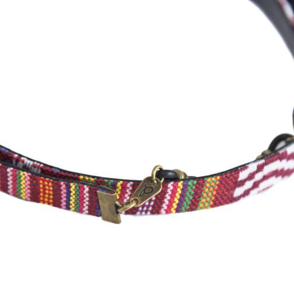 Cordón cuelga gafas estilo étnico Samburu