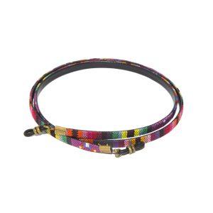 Cordón cuelga gafas estilo étnico Masai