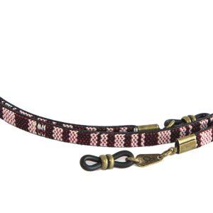 Cordón cuelga gafas estilo étnico Himba