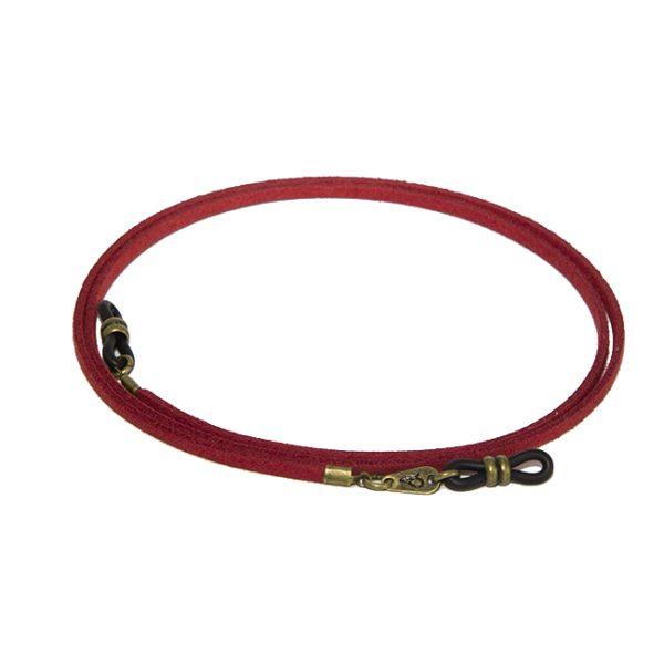Cordón cuelga gafas estilo vintage antelina Cayena