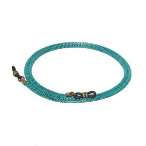 Cordón cuelga gafas de cadena tubular metálica Lawrenceville