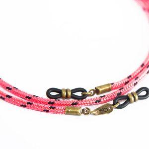 Cordón cuelga gafas estilo afterwork náutico Flamingo