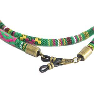 Cordón cuelga gafas estilo étnico Micronesia