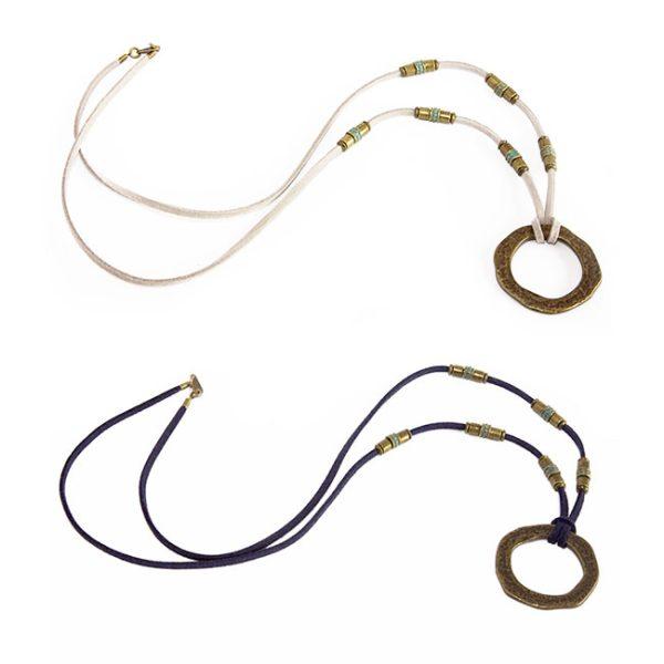 Collar cuelga gafas estilo Jewellery Valentina