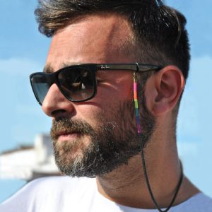 cordón para gafas orgullo world pride edición limitada
