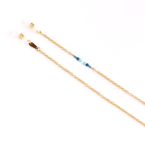 Cordón cuelga gafasde cadena In to the sea