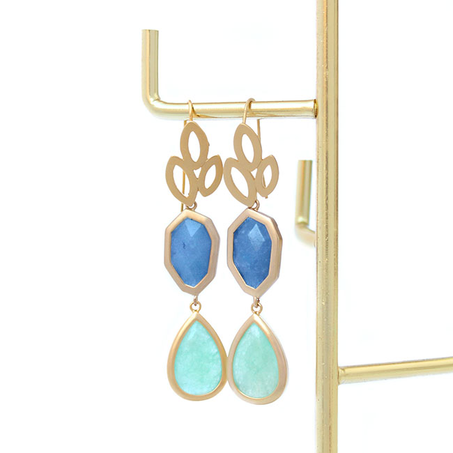 Pendientes Girl about town I
