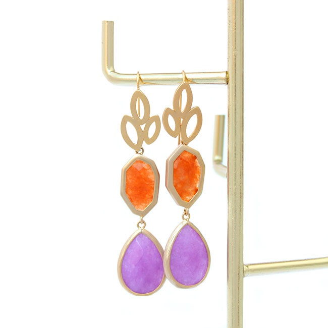Pendientes Girl about town III