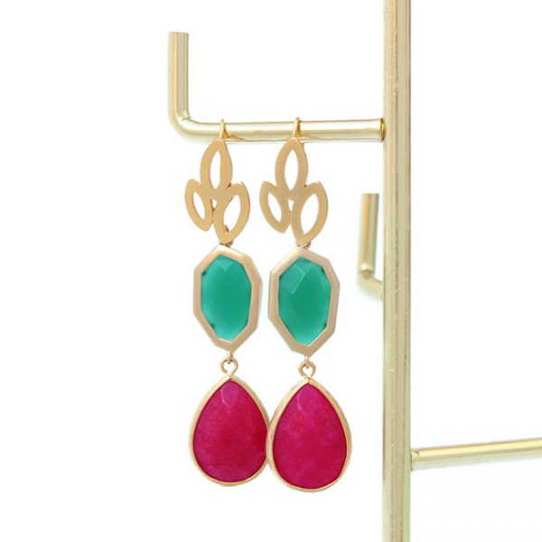 Pendientes Girl about town II