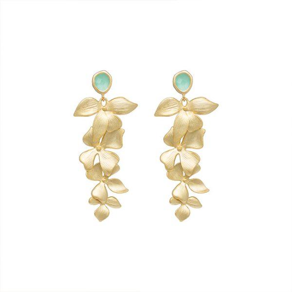 pendientes-asia-garden-color-turquesa-pepitas-de-oro