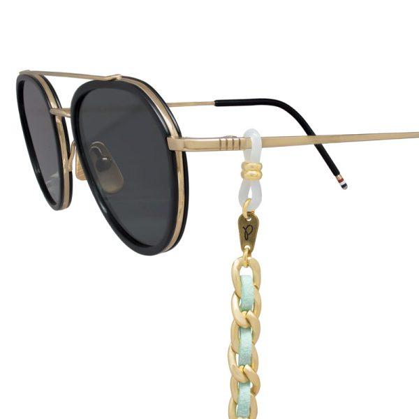 electra-aguamarina-cordon-para-gafas-pepitas-de-oro
