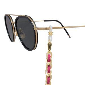 electra-fucsia-cordon-para-gafas-pepitas-de-oro