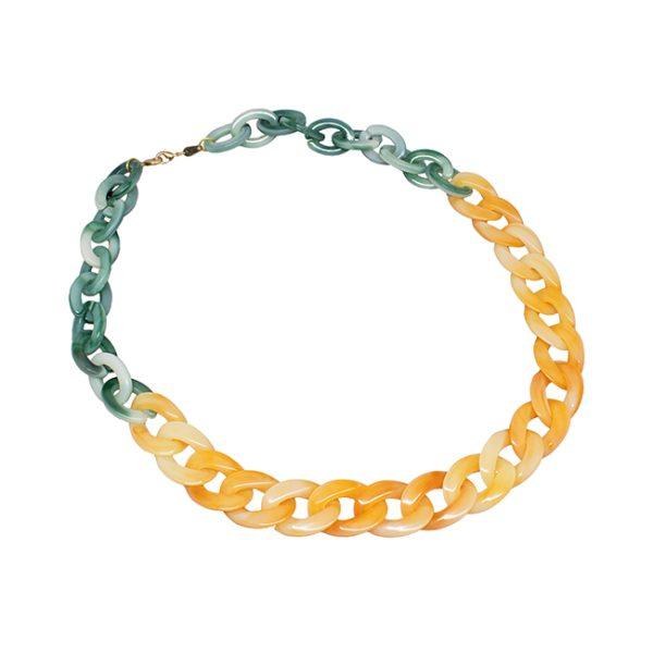 tropico-amarillo-collar-pepitas-de-oro