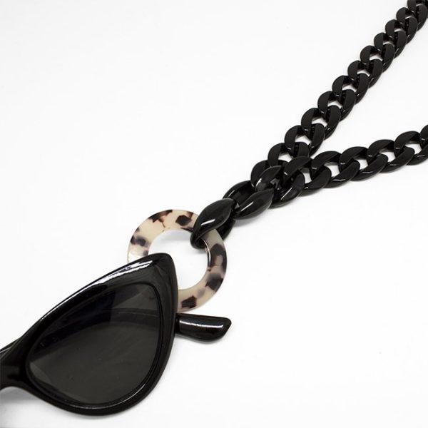 detalle collar para gafas Kalahari